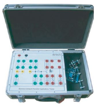 TRANSISTOR APPLICATION TRAINER KIT