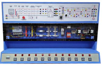 Switchgear and Protection Trainer